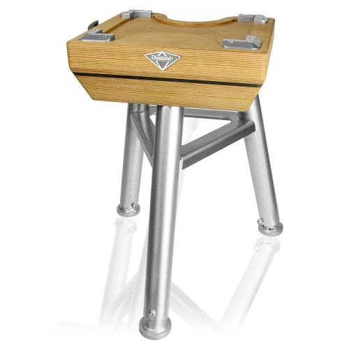 Diamond Anvil Stump Ergonomic